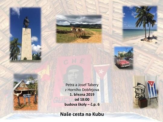Cestovatelská beseda - Kuba