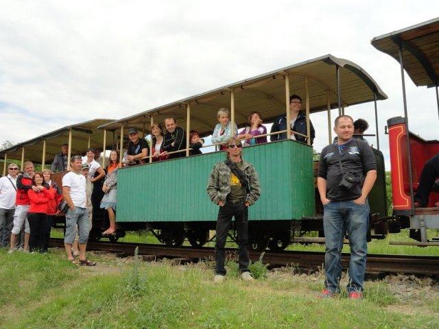 Zájezd na Moravu 2014