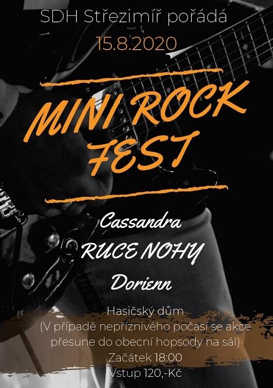 Mini rock fest 15.8.2020
