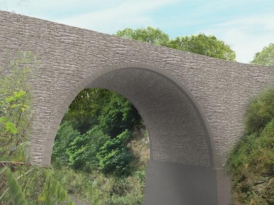 Vizualizace nového mostu
